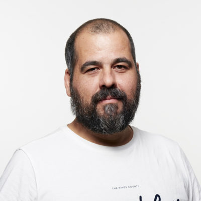 Salvador Borrego