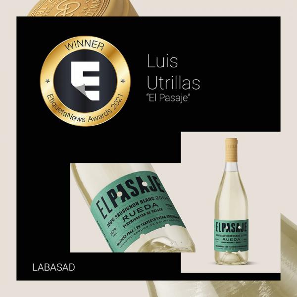 Proyecto El Paisaje de Luis Utrillas, ganador de la 4 edición de los EtiquetaNews Awards.